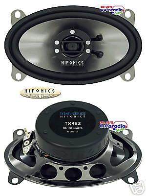 = Hifonics Mercedes W126 S-Klasse Lautsprecher vorne