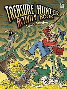 Treasure Hunter Activity Book by Chuck Whelon (Paperback, 2011)
