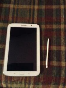 Mint Samsung note 8 with s pen and LTE ready