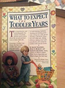 What to expect: pregnancy and early childhood books St. John's Newfoundland image 4