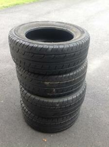 Firehawk GT P225/60 tires-16 in St. John's Newfoundland image 1