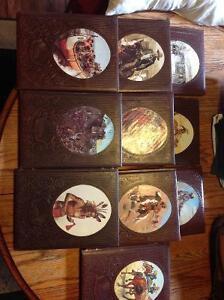 12 timelife collectors books of old west and pioneer history