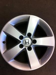 """Set of 4 Honda Civic rims in excellent condition 16"""" 5on114.3mm"""