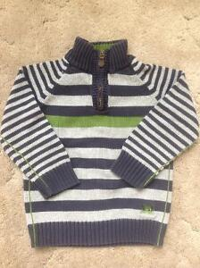 Boy's Size 5T Cherokee Sweater
