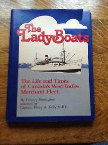 The Lady Boats by Felicity Hanington