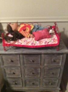 Target doll and bed
