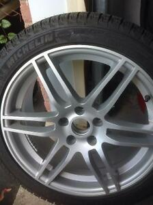 Winter Tires & Wheel Pkg For Sale