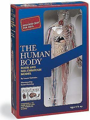 The Human Body Kit by Becker and Mayer, Ltd. Staff; Luann -