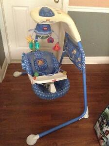 BALANCOIRE FISHER PRICE