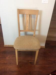 2 Kitchen/Dining Chairs-$10 Takes Both