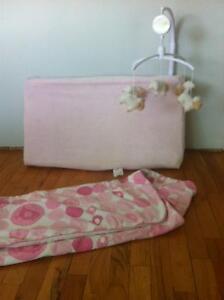 serviette de bain Petit Lem, mobile, matelas table à langer