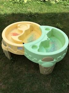 Step 2 oasis water table