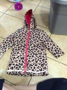 Spring/Fall Girls Coat Size 3T