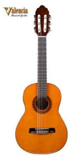 Valencia Classical Acoustic Guitars Starting From $79 1/4 Size