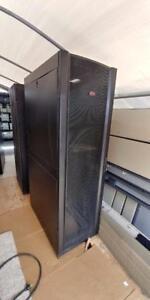 APC NetShelter Rack SX 42U 600mm Wide x 1070mm Deep Enclosure AR3100