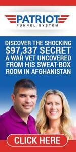 Discover How A War Veteran Uncovered The Secret To Earning Up To $3,300/day From His Sweat-box Living Quarters In Afghan