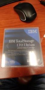 IBM 400/800GB LTO 3 Ultrium Data Tape Cartridge 24R1922