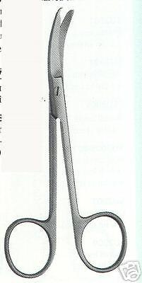 3 Shortbent Suture Scissors Surgical Veterinary Instruments 3.50 O.r. Grade