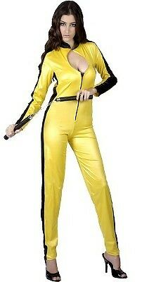 Best Dressed Sexy Kung Fu  Female Costume One Size Fits All - Best Female Costume