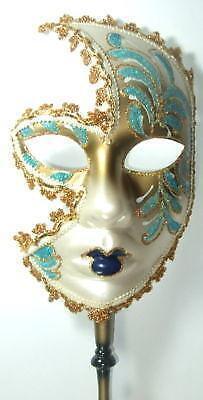 Hand Held Masquerade Masks Ebay