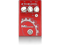 TC Helicon Mic Mechanic - Microphone delay/reverb/pitch correction effect