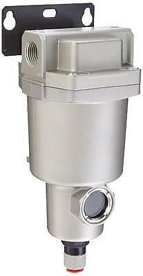 New Smc Amg350c-n04bc Water Separator 12 Npt W Bracket N.c. Auto Drain