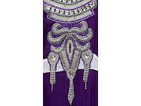 Abaya Kaftan Jalabiya Jilbab Formal Evening Maxi Arabian Bridal Dress