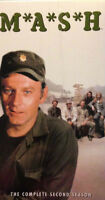 M*A*S*H TV Show - Season 2  - VHS Tapes NEW IN PACKAGE
