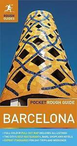 Pocket Rough Guide Barcelona by Rough Guides -Paperback
