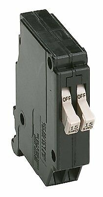 Cutler Hammer Cht1515 Cutler Hammer 120240v Twin Plug-on Circuit Breaker