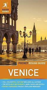 Venice Travel Guide & Map 2016 NEW BOOK LATEST EDITION (By ROUGH GUIDE POCKET)