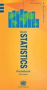 World Statistics Pocketbook: 2016-ExLibrary