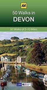 50-Walks-in-Devon-by-AA-Publishing-Paperback-2013