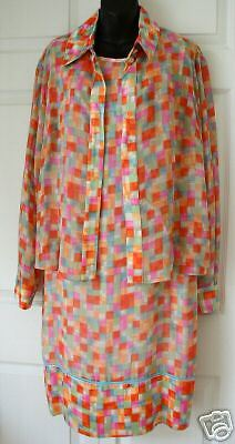 NWT BREEZE by DOROTHY SCHOELEN DRESS OUTFIT 12