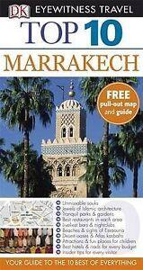 DK Eyewitness Top 10 Travel Guide: Marrakech, Humphreys, Andrew | Paperback Book