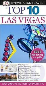 DK Eyewitness Top 10 Travel Guide: Las Vegas by Connie Emerson