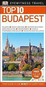 DK Eyewitness Top 10 Travel Guide Budapest by DK (Paperback, 2017)