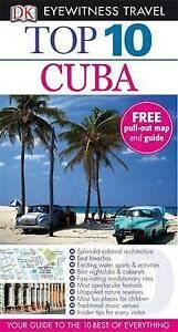 DK Eyewitness Top 10 Travel Guide: Cuba, Baker, Christopher, Very Good Book