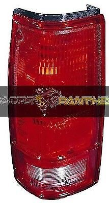 for 1982 - 1993 driver side Chevrolet S10 Rear Tail Light Assembly Replacement