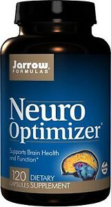 Jarrow Formulas Neuro Optimizer, Supports Brain Health and Function, 120 Caps