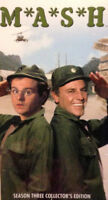 M*A*S*H TV Show - Season 3 - VHS Tapes NEW IN PACKAGE