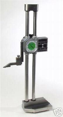 Digit Readout Dial Height Gage Range 0-24 Carbide Tip