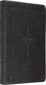 ESV Thinline Bible by Crossway Books (Leather / fine binding, 2004)