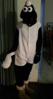 SHAUN THE SHEEP ONESIE FOR ADULTS