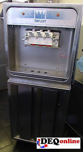 Taylor 168 soft twist ice cream machine