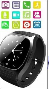 montre M26 Bluetooth 4.0