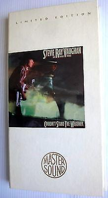 Stevie Ray Vaughan Couldn T Stand The Weather Ebay