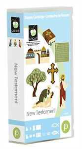 Cricut NEW TESTAMENT Cartridge - $45
