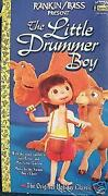 The Little Drummer Boy VHS