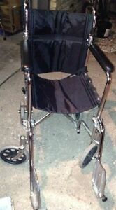 New condition travel wheelchair for sale